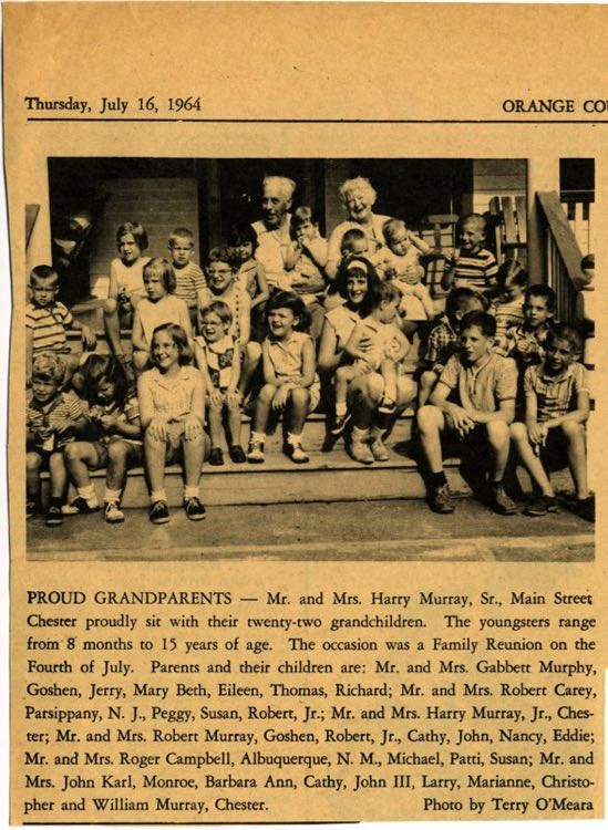 Language In 45 And 47 Stella Street: Chester Historical Society