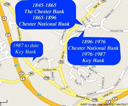 The Chester National Bank   Chester Historical Society